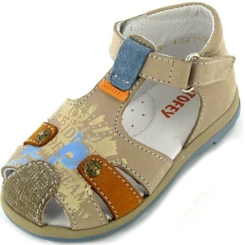 Модель: 222003-21 Туфли открытые малодетские