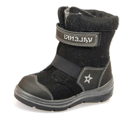 Модель: 357001-42 Ботинки из войлока малодетские, дошкольные