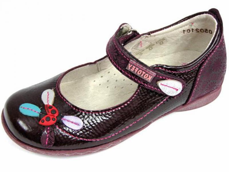 Модель: 432008-24 Туфли дошкольные