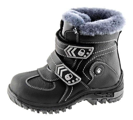 Модель: 47-06711 Ботинки дошкольные зимние