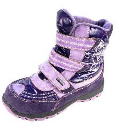 Модель: 654913-41 Ботинки школьные с мембраной
