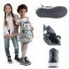 """Модель: м 3-1214 синий Ботинки для девочек, натуральная кожа """"Лель"""" - Det-os.ru - Детская обувь интернет магазин Котофей, Лель, Demar, Топ-Топ."""