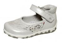"""Модель: м 3-1483 Туфли для девочек, дошкольные """"Лель"""" - Det-os.ru - Детская обувь интернет магазин Котофей, Лель, Demar, Топ-Топ."""