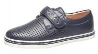 """Модель: 202T-Z1-1939 (C) синий Туфли на мальчика """"Kenka"""" - Детская обувь   купить обувь для детей Котофей, Лель, Nordman, Тотта - интерне магазин детской обуви Det-os.ru"""