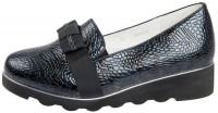 """Модель: AC112062 синий Туфли - лоферы подростковые, женские """"М+Д, J.G."""" - Det-os.ru - Детская обувь интернет магазин Котофей, Лель, Demar, Топ-Топ."""