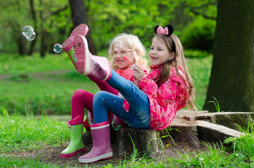 Дарина - резиновые сапоги для девочек в Воронеже