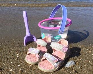 Детская пляжная обувь в Казани: Котофей, Mursu, Зебра