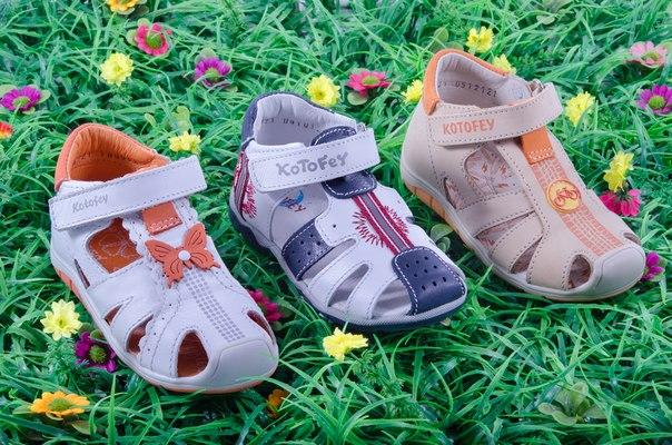 Летняя обувь для детей в Москве - интернет магазин det-os.ru