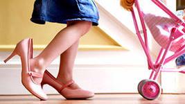 Детскую обувь в Москву стали заказывать чаще