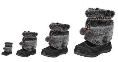 Зимняя детская обувь с мехом в Стерлитамаке