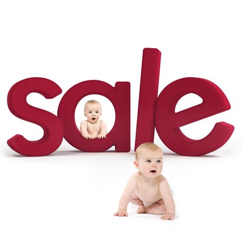 Распродажа детской обуви в интернет-магазине