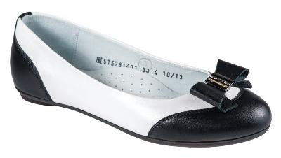 Туфли школьные на девочку - интернет магазин det-os.ru