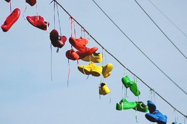 Совместные покупки детской обуви в Красноярске. Детская обувь оптом без рядов.